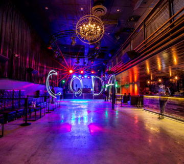 Coda Rittenhouse Square event venue