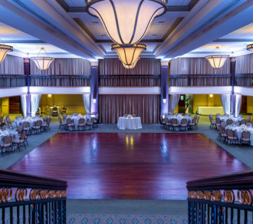 Collingswood Grand Ballroom event venue