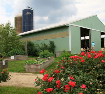 Smithville Agricultural Center event venue