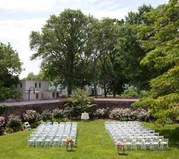 Smithville Mansion event venue